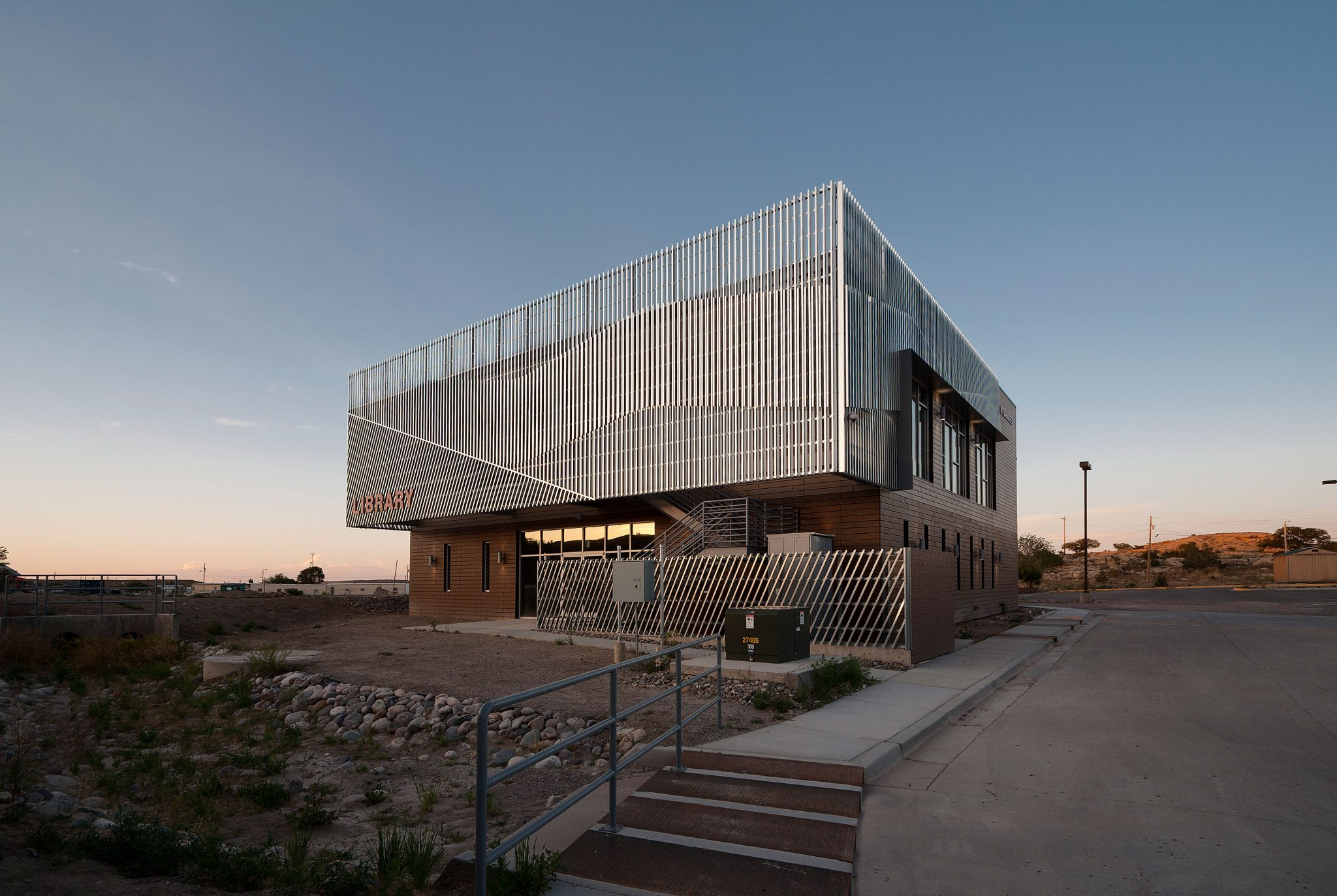 Navajo Technical University Library