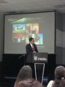 Key Speaker ITESM Architecture Week